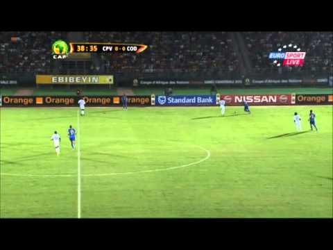 [AFCON 2015] Cape Verde vs RD Congo [Part 2]
