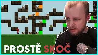 Prostě skoč 4Head (Jump off the Bridge #1)