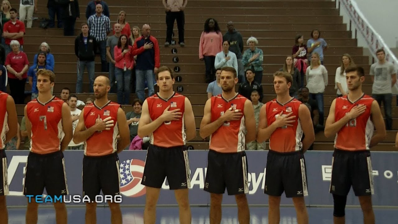Men's Volleyball 2014 NORCECA Tournament | Team USA - YouTube