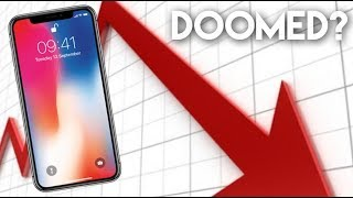 iPhone sales are Dropping! Is Apple Doomed?