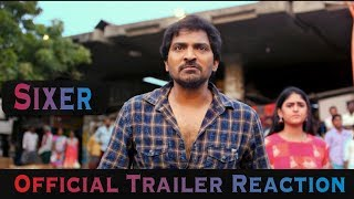 Sixer Official Teaser Trailer Reaction Vaibhav Ghibran Chach
