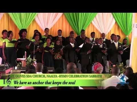 WILL YOUR ANCHOR HOLD? ||Mt. Olives SDA Church Choir ||Hymn Celebration Sabbath