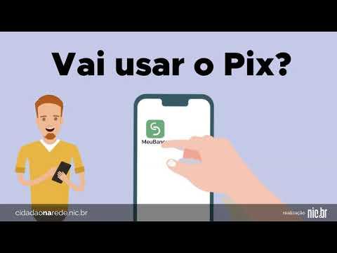 [Cidadão na Rede] Dicas de uso do PIX