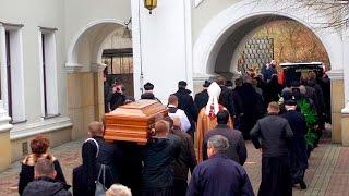 Pogrzeb    ś.p. o.Stanisława   Stańczyka   -  Tuchów   2. 12  2015  r.