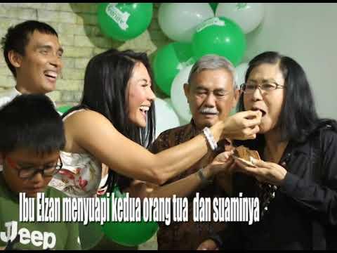 Perayaan Ulang Tahun Ibu Elzan Aziz dan Anaknya Alil Jagoan Ariansyah di Yayasan Prima Unggul.
