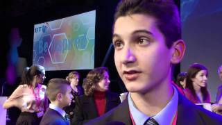 15 year old Dublin student wins 2011 BT Young Scientist title