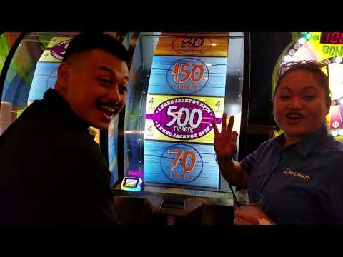 2017 Hack Dave and Buster's Games to get Jackpot