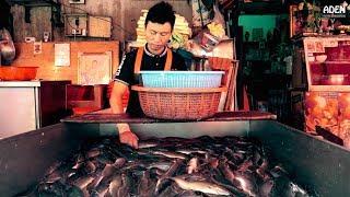 Bangkok - Khlong Toei Market