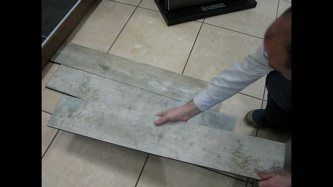 Carrelage parquet pour la r novation sans colle et sans for Poser du carrelage sur du carrelage mural