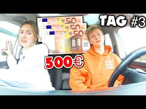 Wer ZULETZT das AUTO verlässt, kriegt 500€ 💵😱