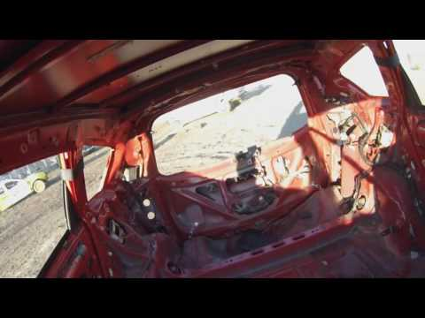 In Car POV demo Derby 2016