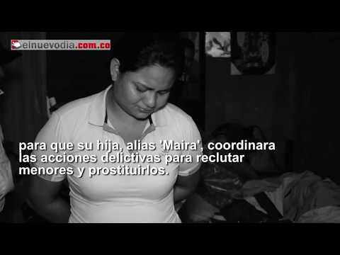 """#EnPrimerPlano Cayeron en Espinal los Kikos, """"las muñecas del microtrafico"""""""