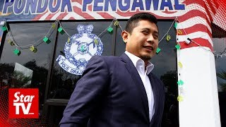 No need to speculate on Haziq's release, says Azmin's aide