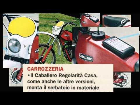 Fantic Motor Caballero 1978 1982 Caratteristiche Tecniche