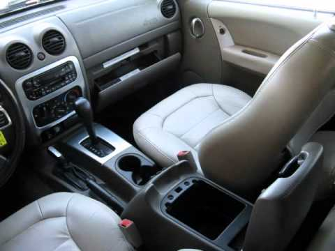 Attractive 2002 Jeep Liberty 4x4 W/heated Leather/sunroof Pictures Gallery