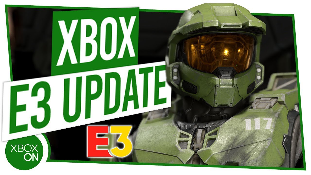 Xbox E3 Update | NEW XBOX CONSOLE Project Scarlett, Halo Infinite + MORE thumbnail