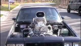 """Buick Grand National for sale """"GETNBLWN"""""""