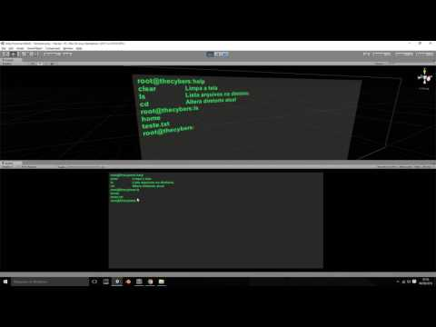 Unity Hacker Game - cd