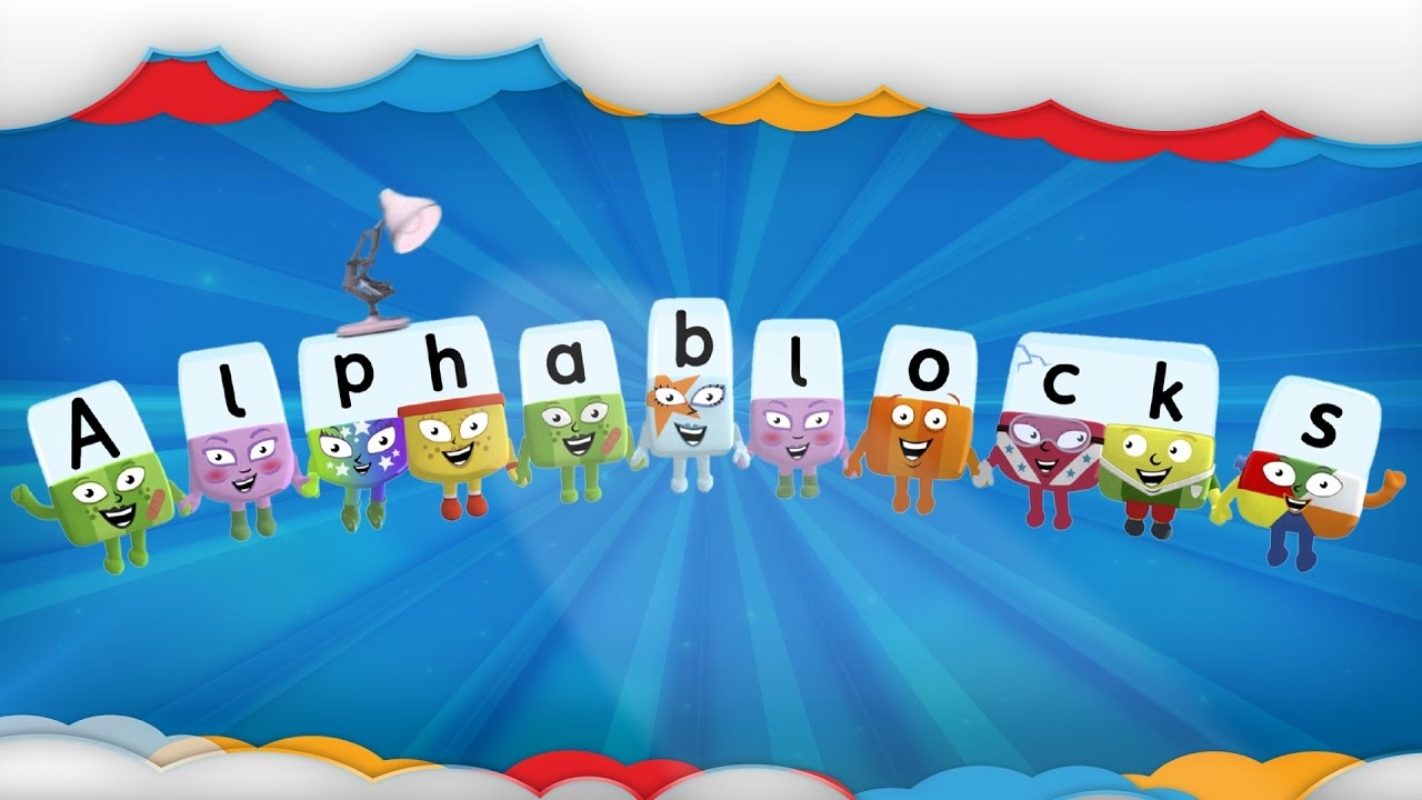 Image result for alphablocks logo