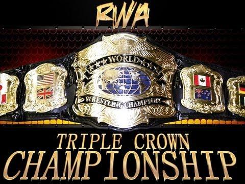 RWA Top 10 - Triple Crown Champion Wins