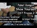 Belajar Gitar Lagu (Show Yourself OST Frozen 2 - Idina Menzel, Evan Rachel Wood)