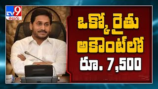 Rs 3,900 crore relief for Andhra Pradesh farmers - TV9