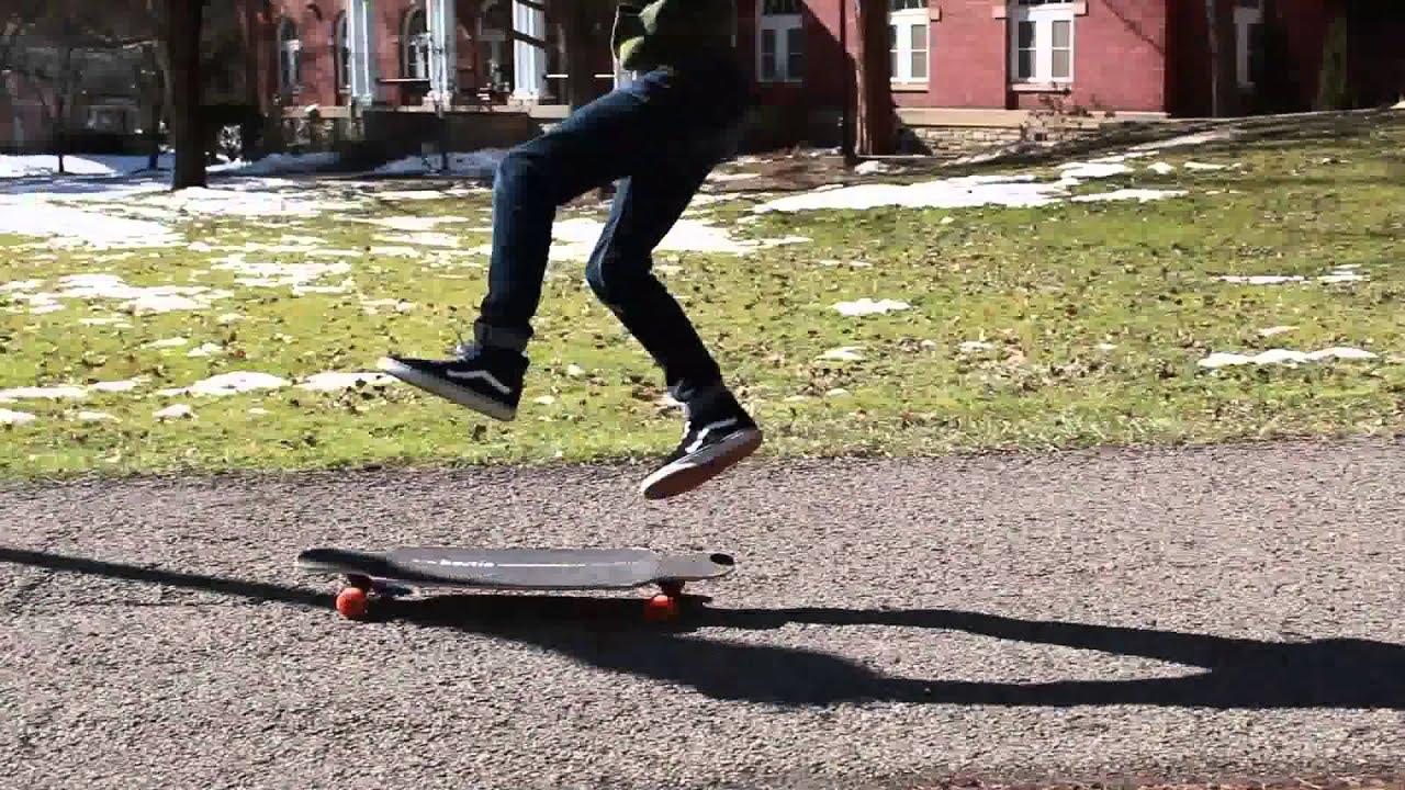 Bustin Boards : Clark Patrick - Spring break