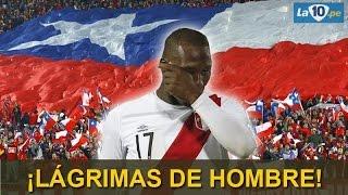 Peru: Luis Advíncula llora y manda su emotivo mensaje tras la derrota ante chile COPA AMERICA 2015