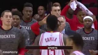 Shanghai Sharks vs Houston Rockets - Full Game Highlights | October 2, 2016 | 2016-17 NBA Preseason