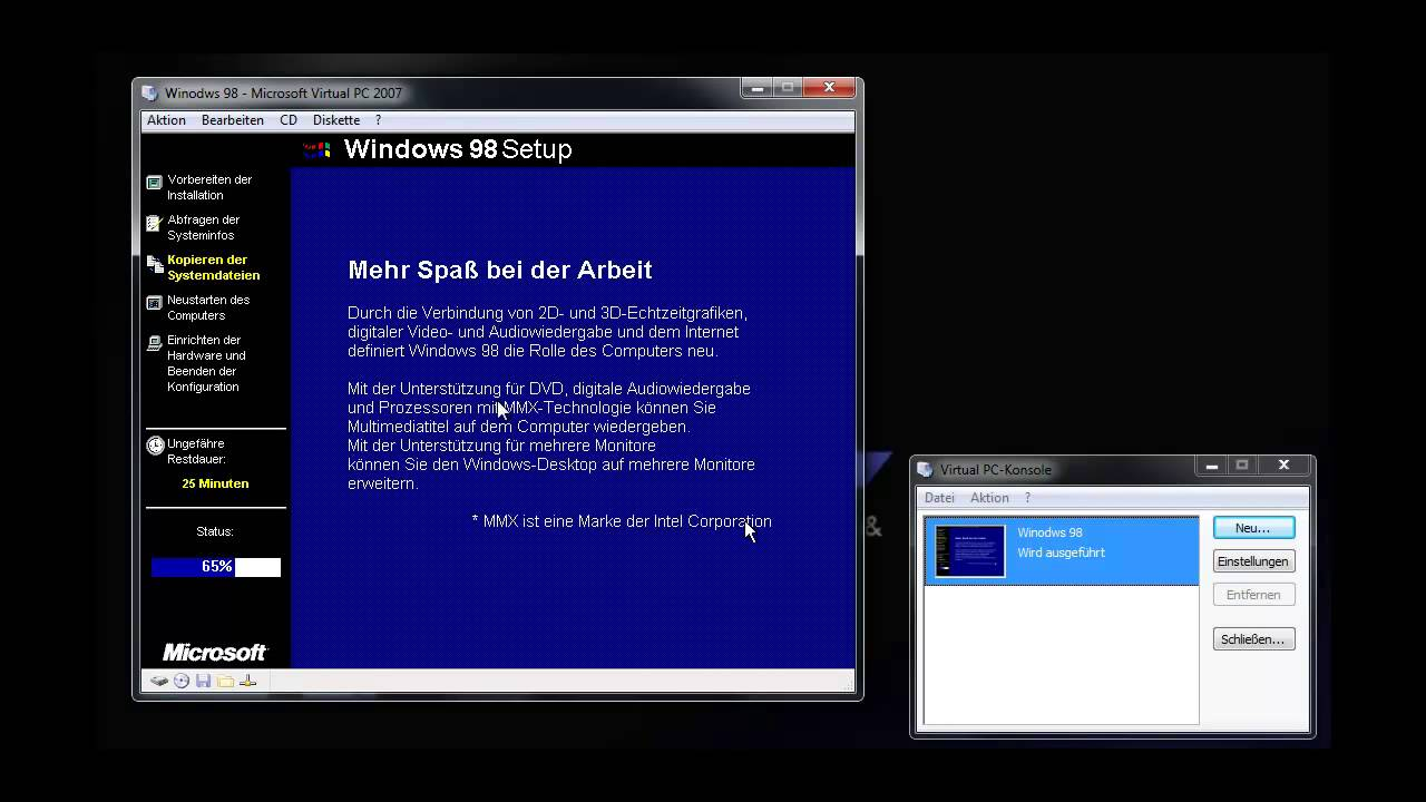 Windows 98 se german iso for Window 98 iso