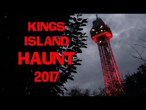 Kings Island HAUNT 2017