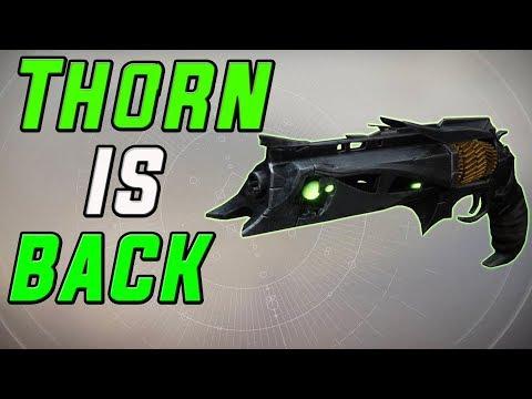 Destiny 2: Thorn Is Back! thumbnail