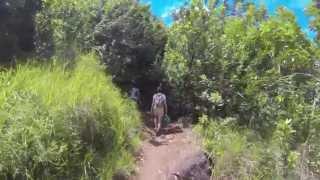 hauula loop trail oahu hawaii