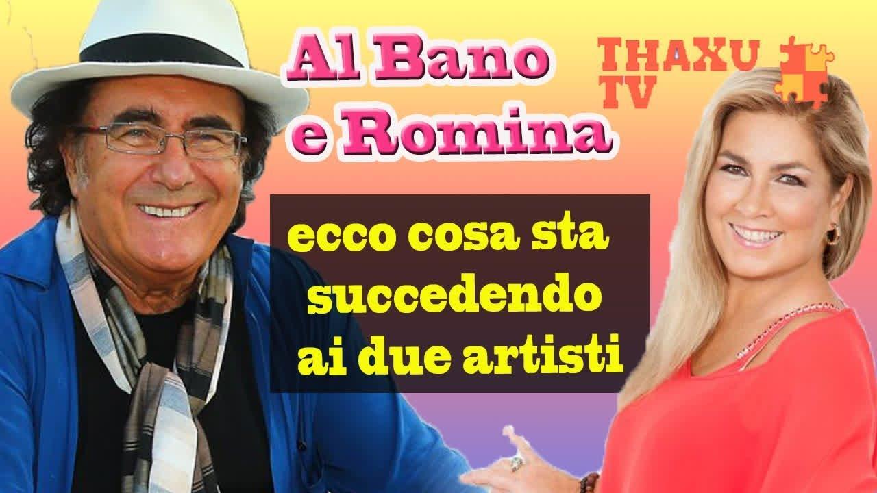 Al Bano e Romina Power, arriva l'annuncio ci 'riprovano', ecco cosa sta succedendo ai due artisti