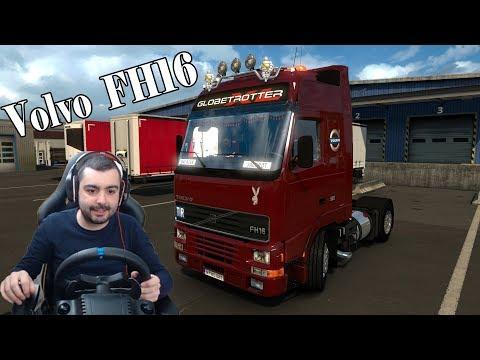 Жесток камион! Volvo FH16 Euro Truck Simulator 2 /MOD/