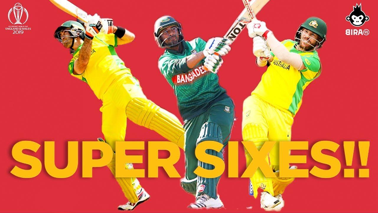 Bira91 Super Sixes! | Australia vs Bangladesh | ICC Cricket World Cup 2019