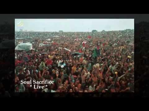 "Santana ""Soul Sacrifice - Live""(HQ Audio)"