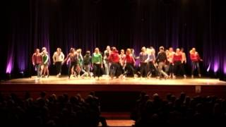boswells school glee club they don t really care about us glee club challenge grand final 2012  jpf