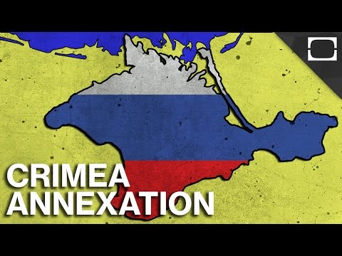 How Putin Annexed Crimea From Ukraine