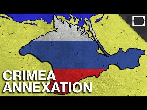 How Putin Annexed Crimea From Ukraine