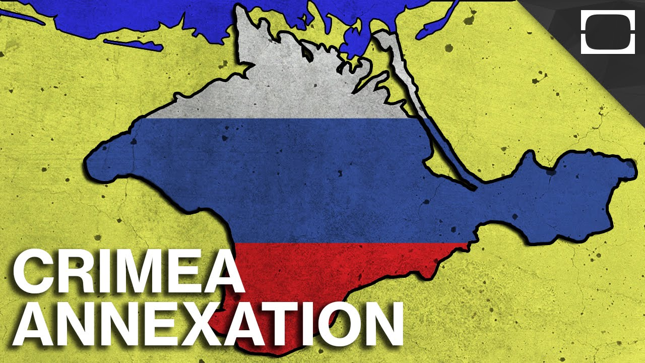 """the several reasons why the annexation of crimea is considered justified by russia The illegal referendum and the subsequent annexation of crimea by the russian for several reasons be applied in the post-soviet """"frozen conflicts."""