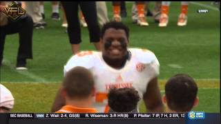 Full Game HD: 2015 Tennessee Vols Orange & White Spring Game