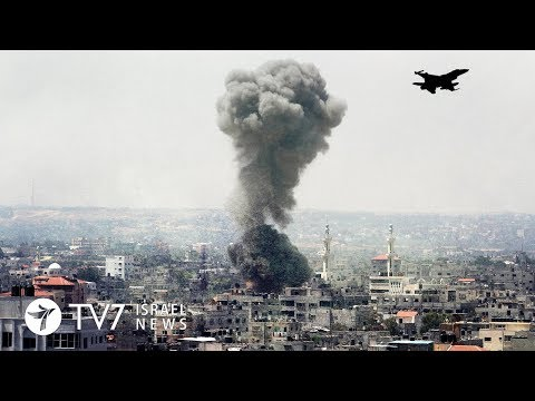 Israel to respond in force to any aggression from Gaza - TV7 Israel News 18.10.18