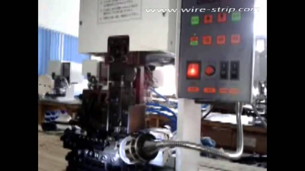 Bobbin Stripping Machine Cable Strip Machine Cable