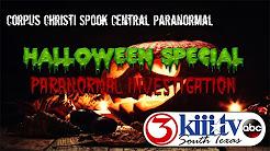 Corpus Christi Spook Central Paranormal Investigations at Heritage Park October 15, 2008 Media