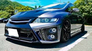 4khonda odyssey rb1 monster modified rb1 owners car library