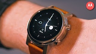 Moto 360 3rd Gen - Review After 48 Hours! (NEW 2019)