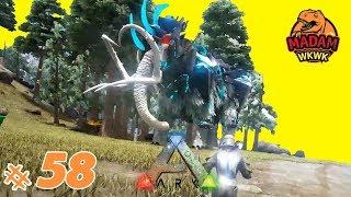 BERBURU MYTH KiNG MAMMOTH 😂 ARK Survival Evolved Indonesia #58