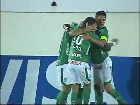 Guarani 4x1 Avaí - Campeonato Brasileiro 07.08.2010 - Gols