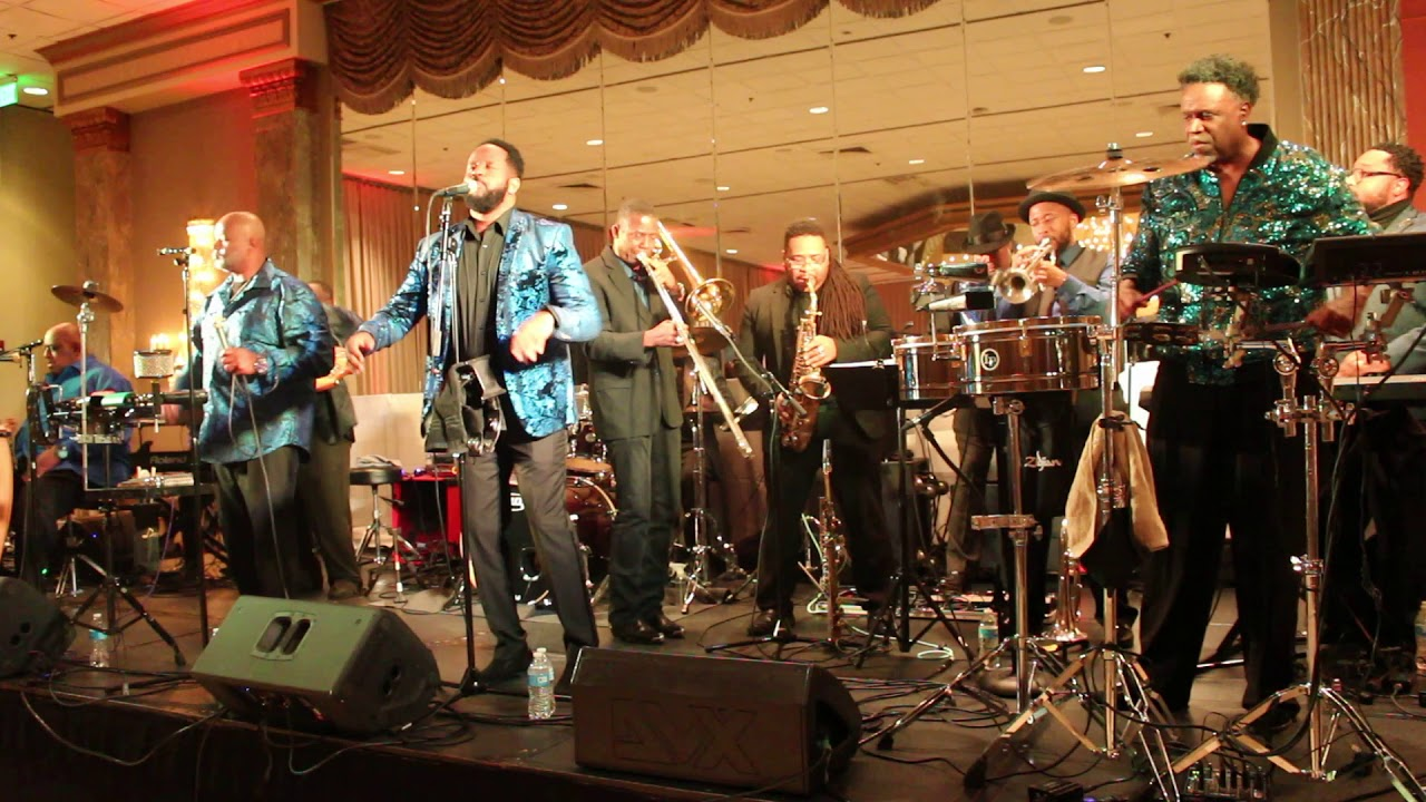 Earth Wind & Fire Tribute Band   ReverbNation